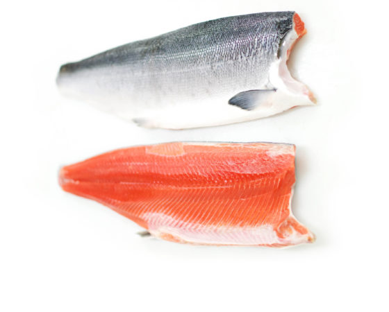 Salmon filleting line modernization